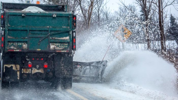 Why Do We Put Salt on Icy Roads in the Winter?