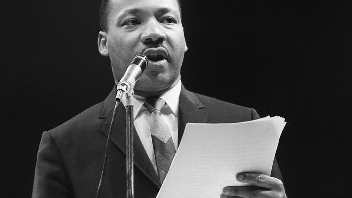 """What Is the Quote From Martin Luther King, Jr.'s Speech That Says """"in the End?"""""""