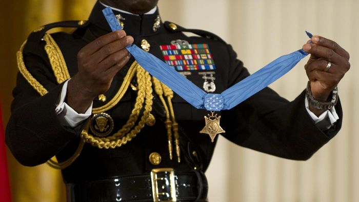 How Do You Receive a Congressional Medal of Honor?