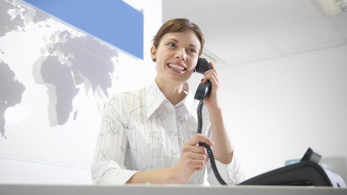 What Is a Receptionist?