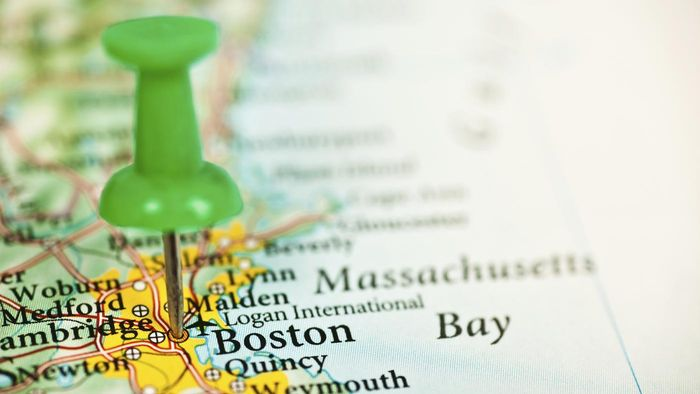 In Which Region Is Massachusetts Located?