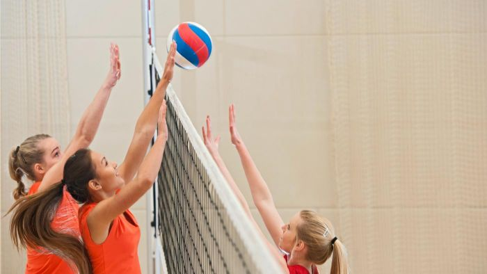 What Is the Regulation Height for a Varsity Volleyball Net?