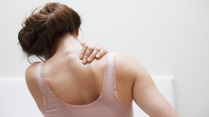 What are some remedies for severe neck and shoulder pain?