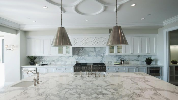 How Do You Remove Water Marks From Marble?