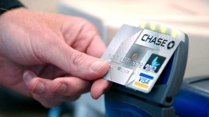 How do you report a lost Chase card?