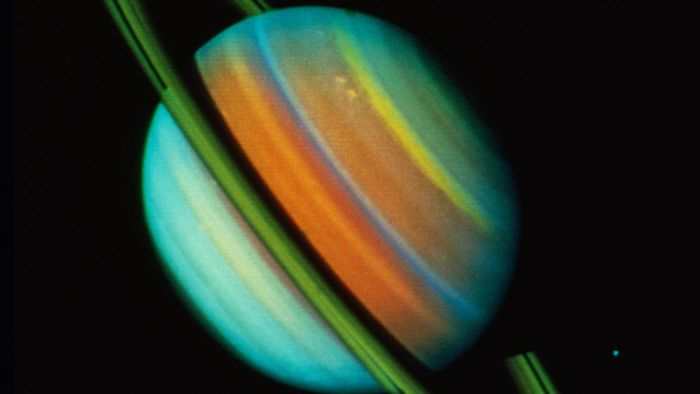 Why Are the Rings of Saturn so Bright?