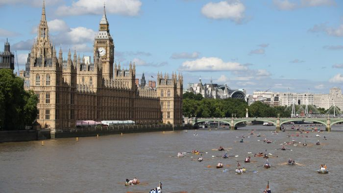 Where Does the River Thames Start?