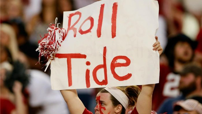 "What Does ""Roll Tide"" Mean?"