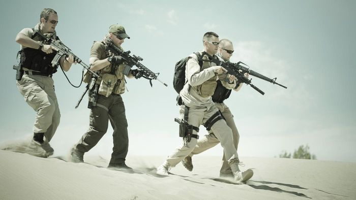 What is the salary of a member of the Army Special Forces?