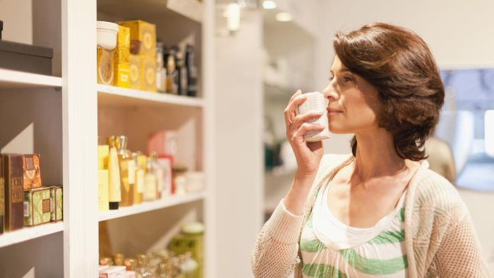 What is scent marketing?