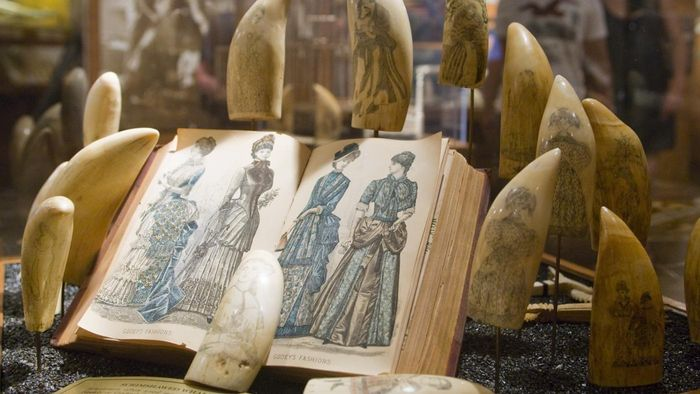 Who Are Some Scrimshaw Artists?