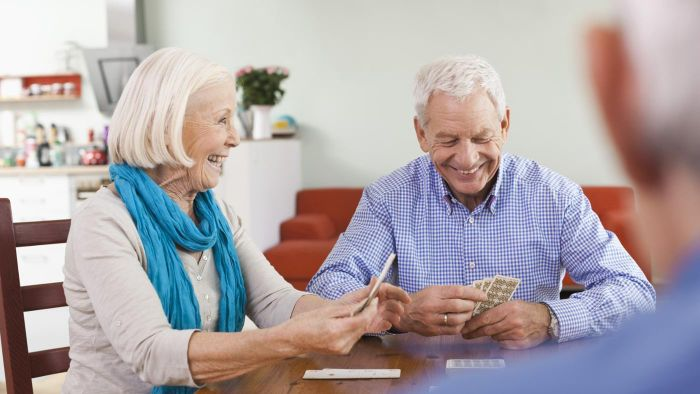 Where are the best senior community apartments?