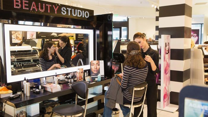 What is Sephora's target market?