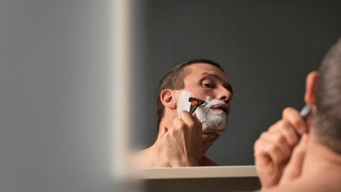 How do you get the best shave for men?