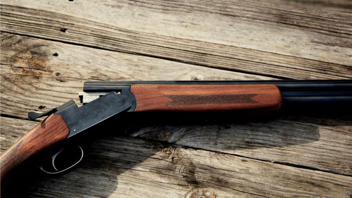What is a shotgun serial number?