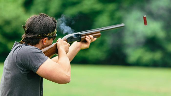 What is the best shotgun for skeet shooting?