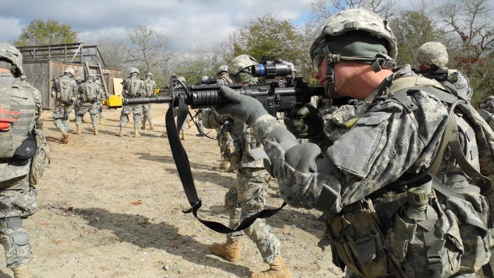What Should You Expect at Basic Training at Fort Benning?