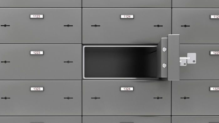Should You Keep Medical Information in a Safe Deposit Box or Home Safe?