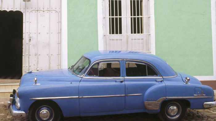 What Should I Look for in a Vintage Car?