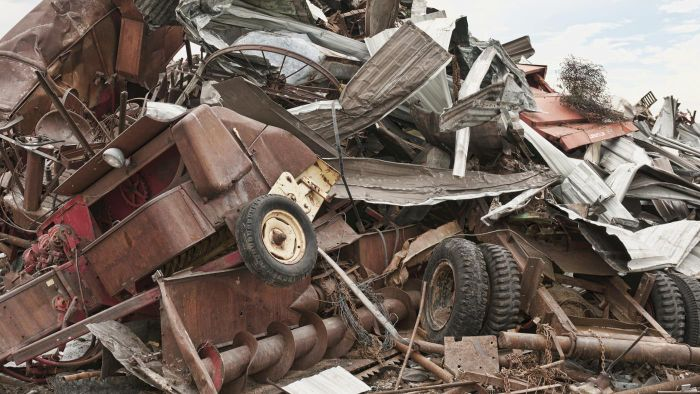 Should You Purchase Second-Hand Tires for Sale at a Junk Yard?