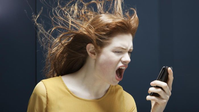 When should you seek help for symptoms of anger disorders?