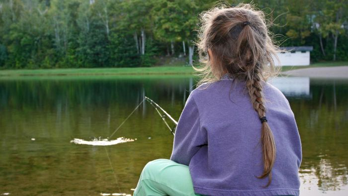Should a steel liter be used with braided fishing line?