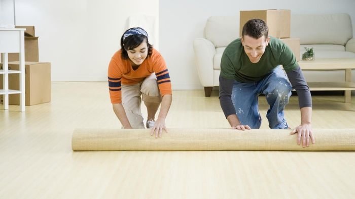 What Side Goes up on a Carpet Pad When Installing?