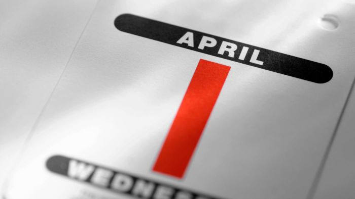 What Is the Significance of April 1st?