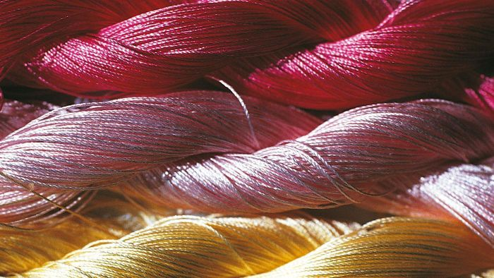 How Are Silk Fibers Obtained?