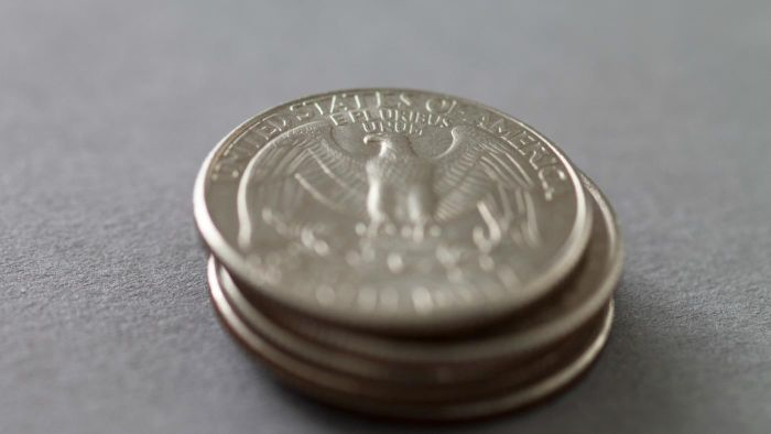 What Is the Silver Content in a 1965 Quarter?