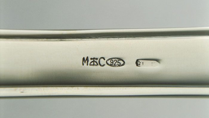 What Do Silver Stamp Marks Mean?