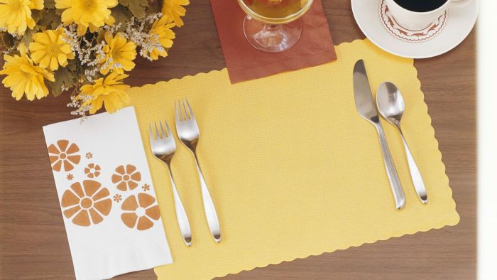 What Is the Proper Placement of Silverware?