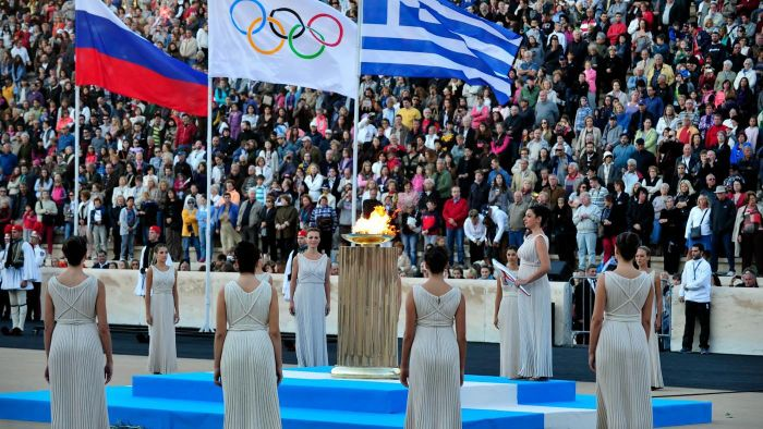 What Are the Similarities Between Ancient and Modern Olympics?