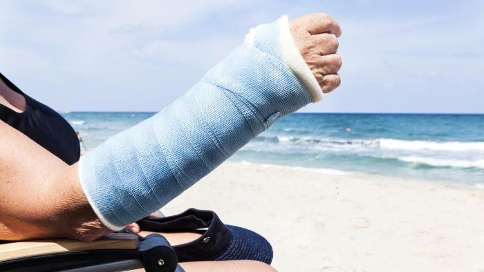 When Does a Simple Fracture Occur?