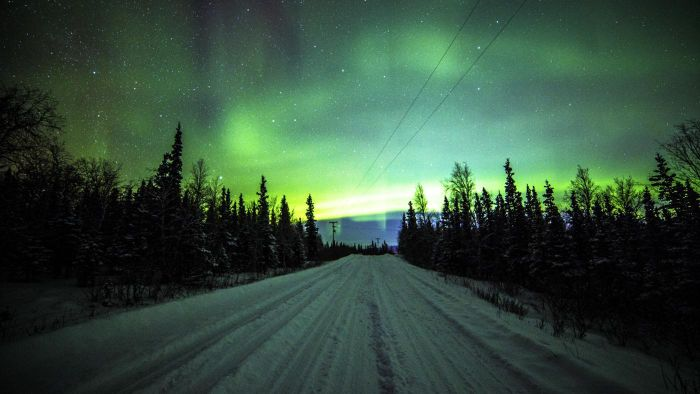 Are There Six Months of Darkness in Alaska?