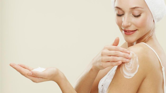 How Does Skin Absorb Lotion?