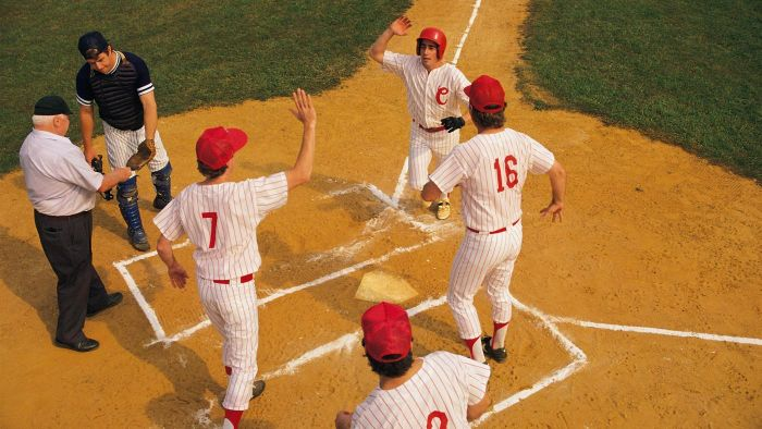 What Are Slang Terms for a Home Run?