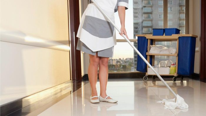 Is Sodium Hypochlorite Safe to Use in a Health Care Setting?