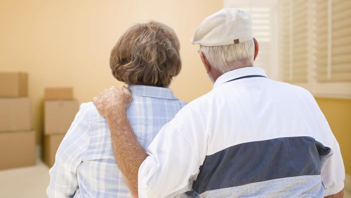Is there a specific age for Seniors Helping Seniors?