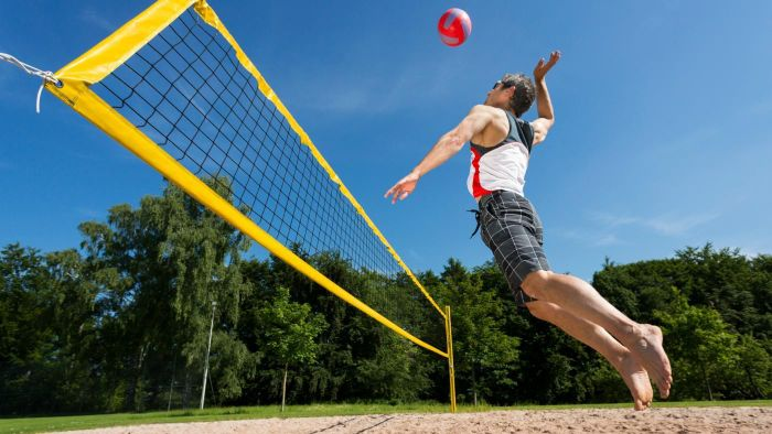 What Is the Speed of a Volleyball Spike?
