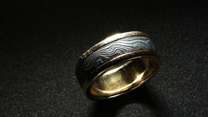 What Does the Stamp Inside of a Ring Mean?