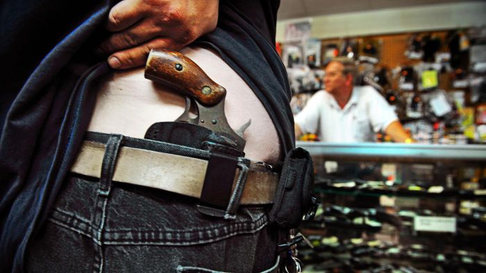 What States Allow Open Carry of Firearms?