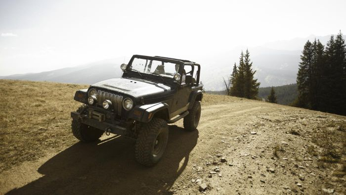 What Stores Sell Used Four-Wheeler Parts?
