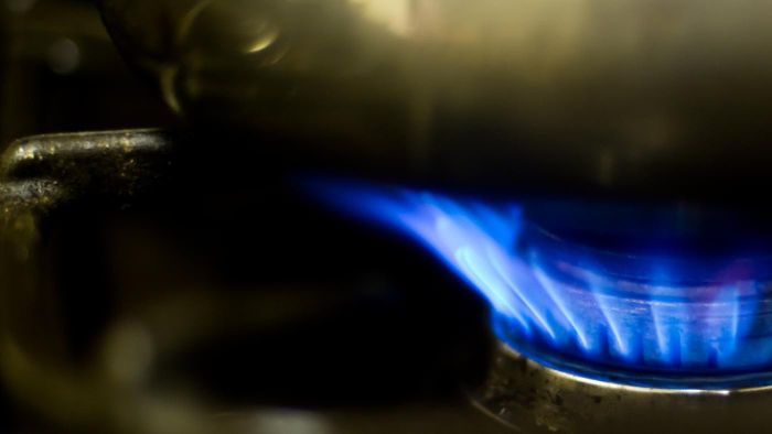 What stove setting is a simmer?