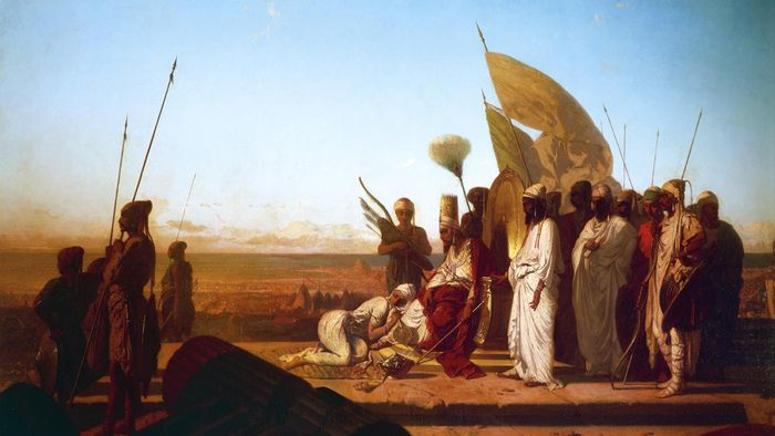 Who Was the Successor of King Darius?