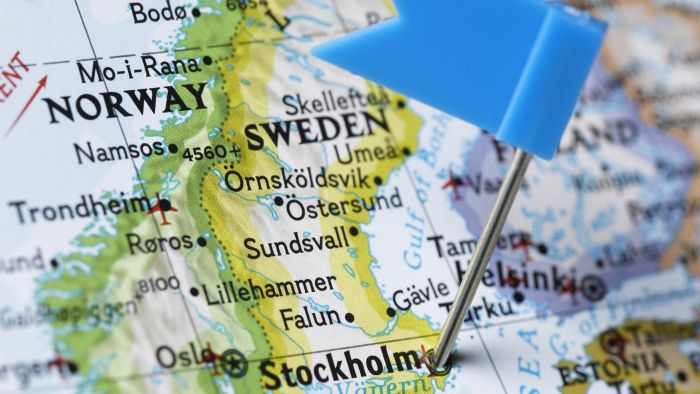 Where Is Sweden Located?