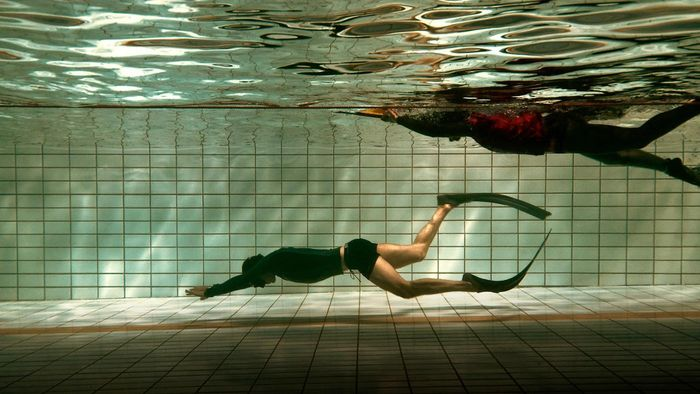How Do Swimmers Relieve Increased Inner Ear Pressure?