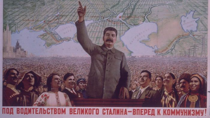 What Tactics Did Joseph Stalin Use to Dominate the Soviet Union?