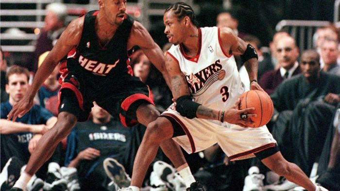 How Tall Is Allen Iverson?