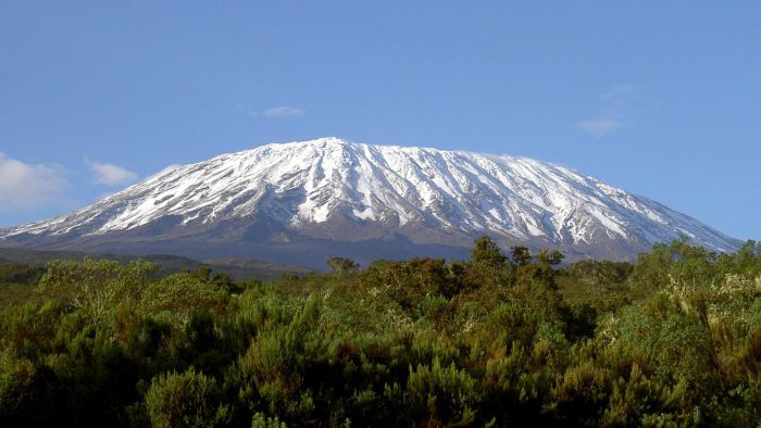 What Is the Tallest Mountain in Africa?